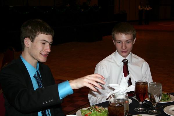2010 Band Banquet