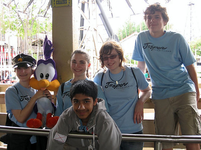 Six Flags 2010