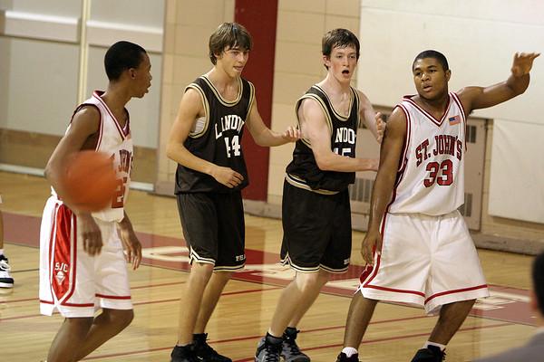 2006 - 2007 Freshman Basketball