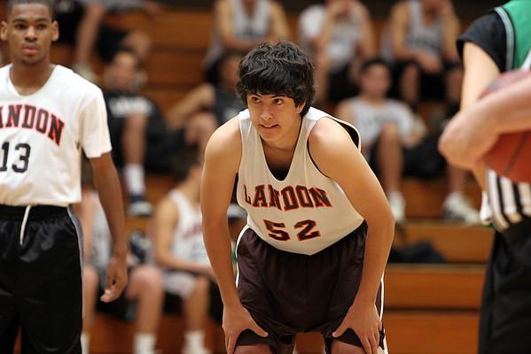 2006 - 2007 JV Basketball