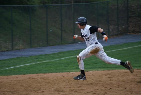 2007 8th Grade Baseball