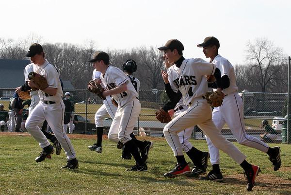 2007 JV Baseball