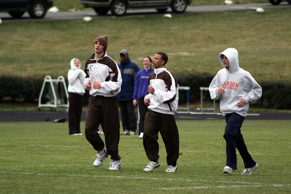 2007 Upper School Track & Field