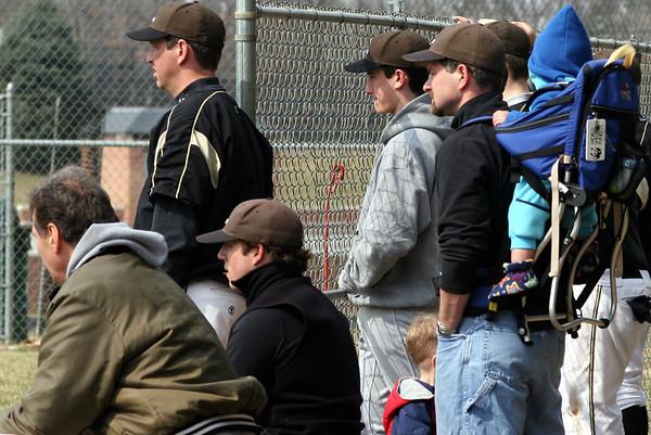 2007 Varsity Baseball