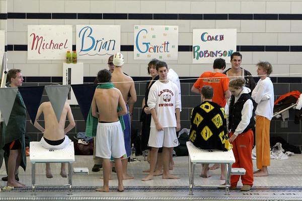 Upper School Swim Team