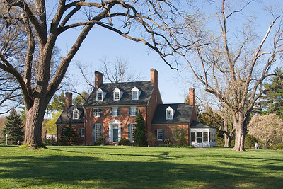 Home on the park grounds - I can't imagine what Fairfax Co Parks and Rec could sell it for