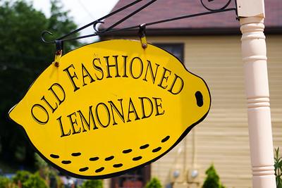 ...when life hands you lemons - don't just make lemonade - make Old Fashioned Lemonade