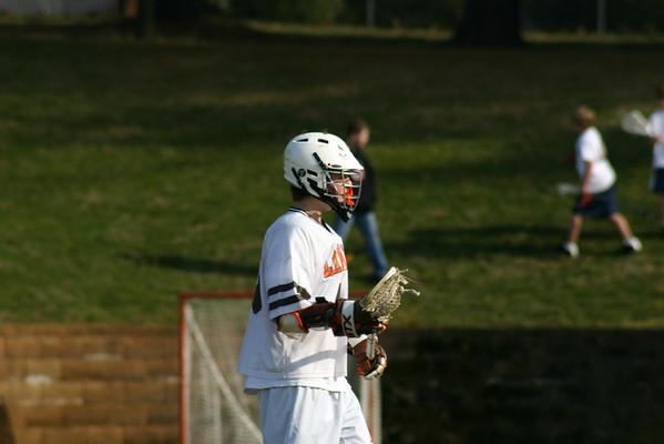 2008 JV lacrosse
