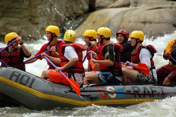 2008 June Rafting