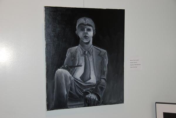 Landon 2008 Spring Art Student Art Show