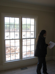 2 large windows in study