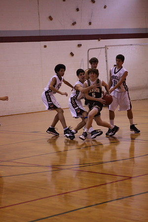 2008-09 Freshman Basketball