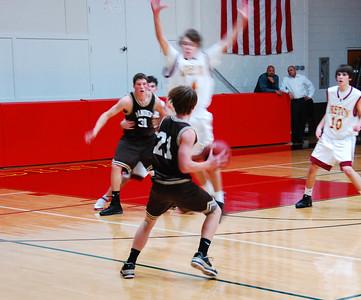 2008-09 JV Basketball