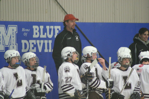 2008-2009 JV Ice Hockey