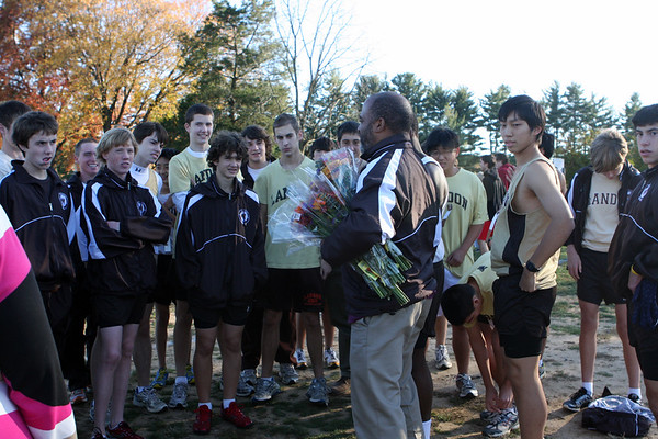 2008 Cross Country Team