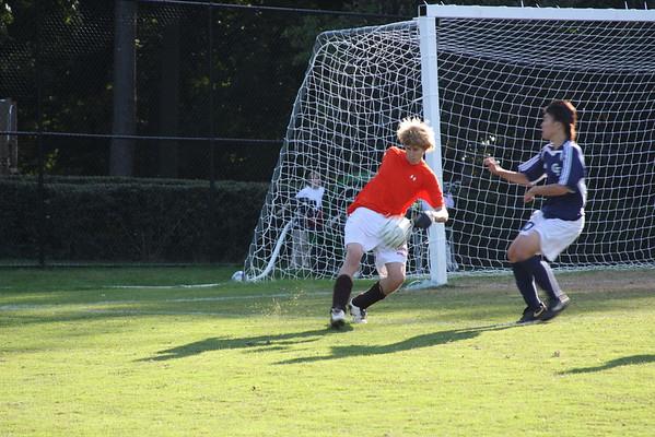 2008 Freshmen Soccer