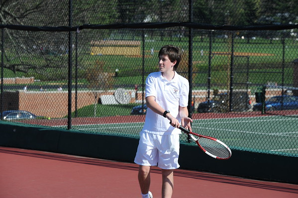 2009 JV Tennis