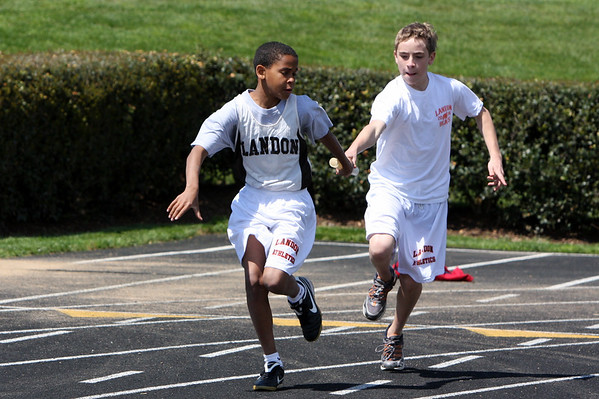2009 Middle School Track and Field