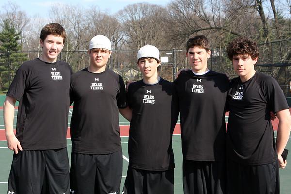 2009 Varsity Tennis