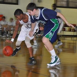 2009-10 Freshmen Basketball