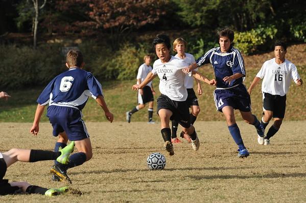 2009 JV Soccer