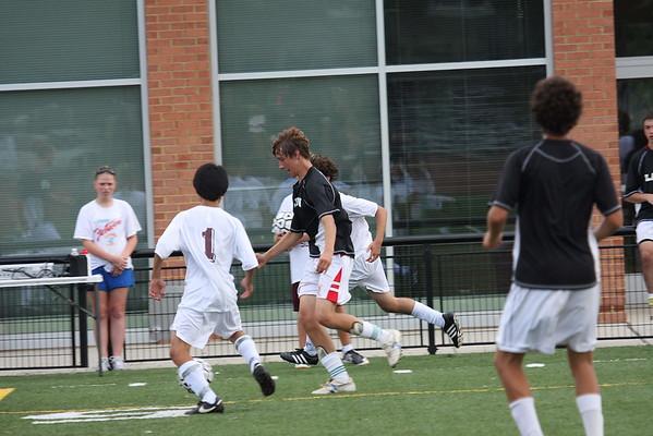 2009 Varsity Soccer
