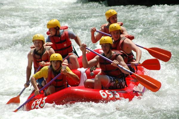 2010 Senior Raft Trip