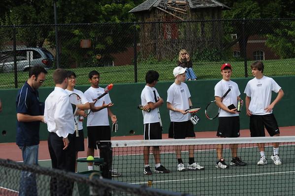2010 Varsity Tennis