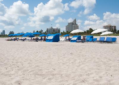 Beach around 14th street