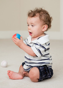 Plastic ball tastes soooo goood