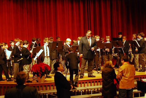 2010-11 Lower School Concerts
