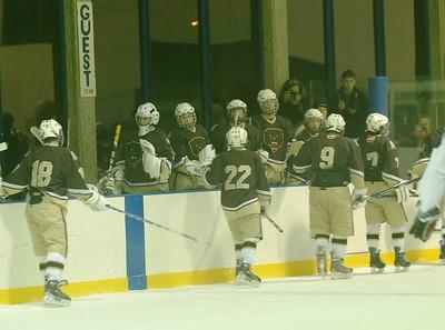 2010-11 Varsity Hockey