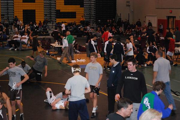 2010-2011 Varsity Wrestling