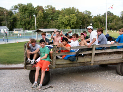 2011 Camp Letts