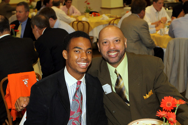 2011 Senior Father-Son Breakfast