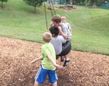 2011 Summer Landon Boys Camp