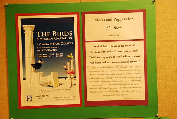The Birds - Nov 2010