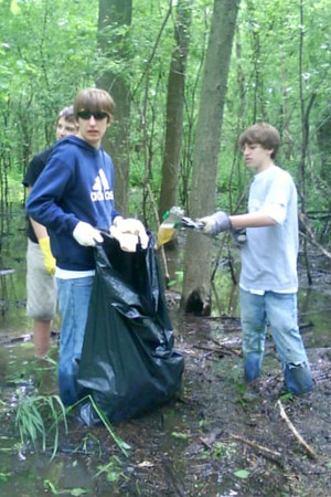 2010-Fox River Clean Up