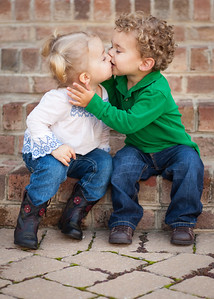 """Ty """"it's not a real kiss unless it's open mouthed"""" Allen"""