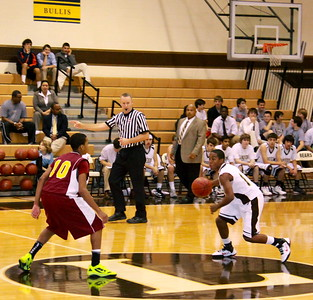 2011 - 2012 JV Basketball