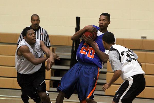 2011-2012 Varsity Basketball