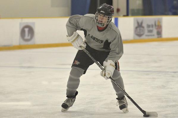 2011 - 2012 Varsity Hockey