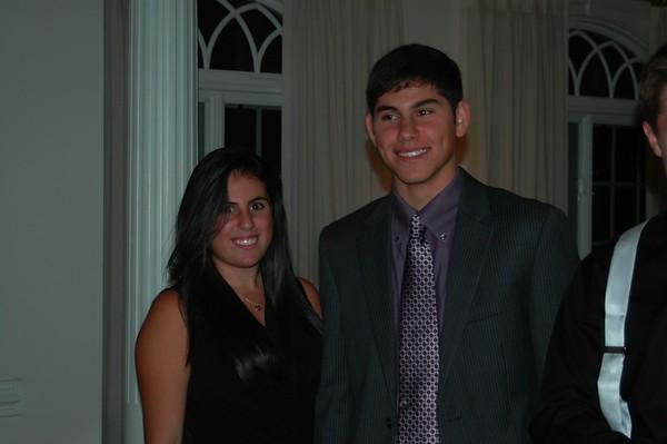Homecoming night 2011
