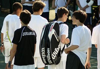 2012 JV Tennis