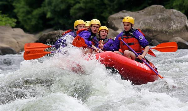 2012 Senior Raft Trip A