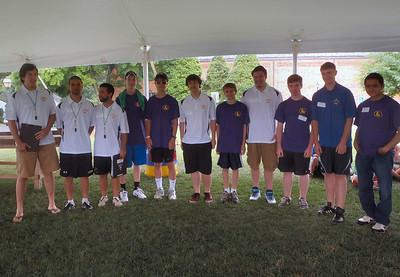 2012 Summer Boys Day Camp