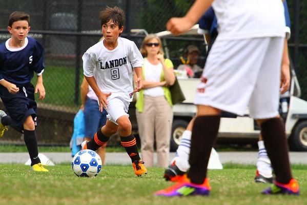 6th Grade Soccer