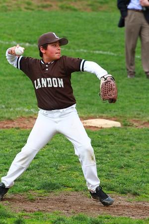 Grade 5 Baseball
