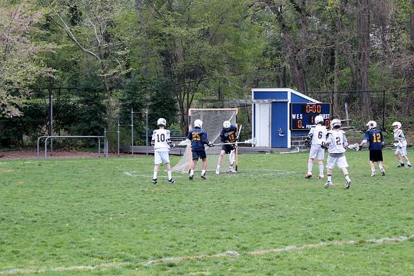 Grade 5 Lacrosse