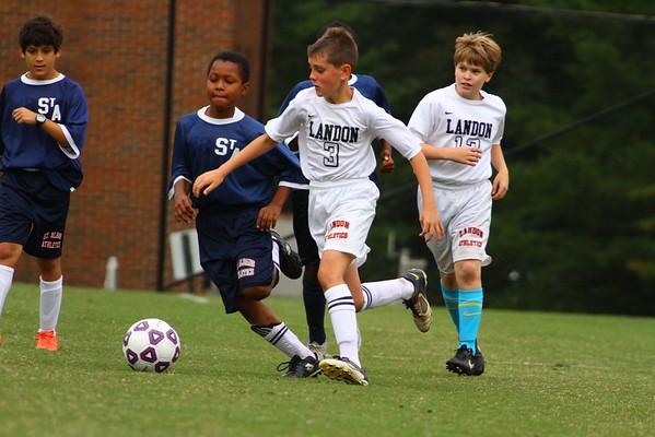 Grade 5 Soccer